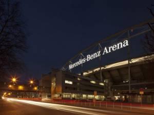 Tickets Mercedes Benz Arena